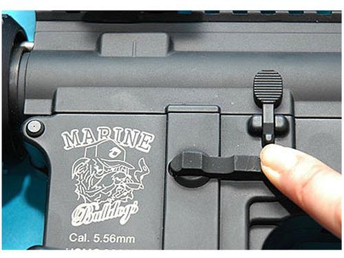 G&P社製GP-535 Multi Magazine Catch 【GP535】(M16/M4 マルチマガジンキャッチ)
