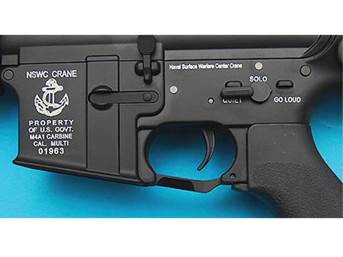 G&P社製GP-838 Knight's Type Trigger Guard 【GP838】(ナイツタイプトリガーガード)
