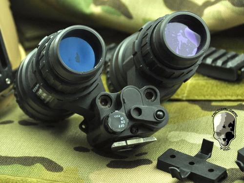 米軍特殊部隊装備には欠かせない!!AN/PVS-15 NVG ナイトビジョン(ダミーモデル)