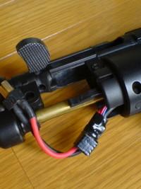 MP5KA1③バッテリー&FET