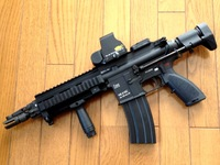 VFC HK416C GBB
