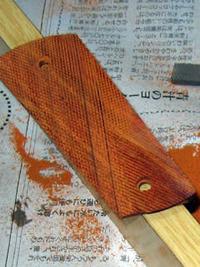 木グリ製作②