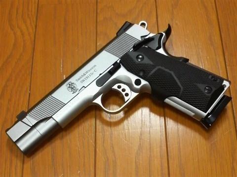 M1911レーザーグリップ