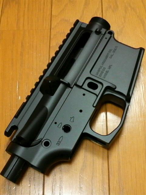 MAGPUL M4 仕上げ塗装篇