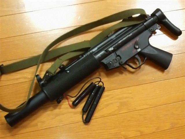 MP5SD6 ハイサイクル
