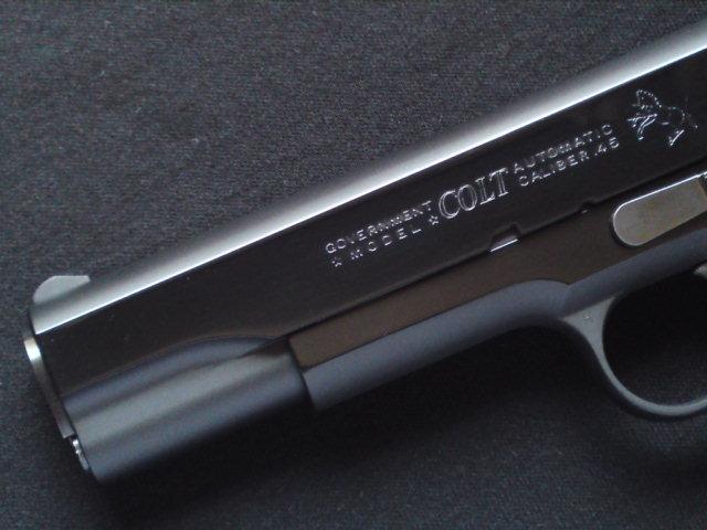 Colt M1911A1 Pre'70 完成♪