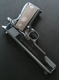 Colt M1911A1 Pre'70 リファイン