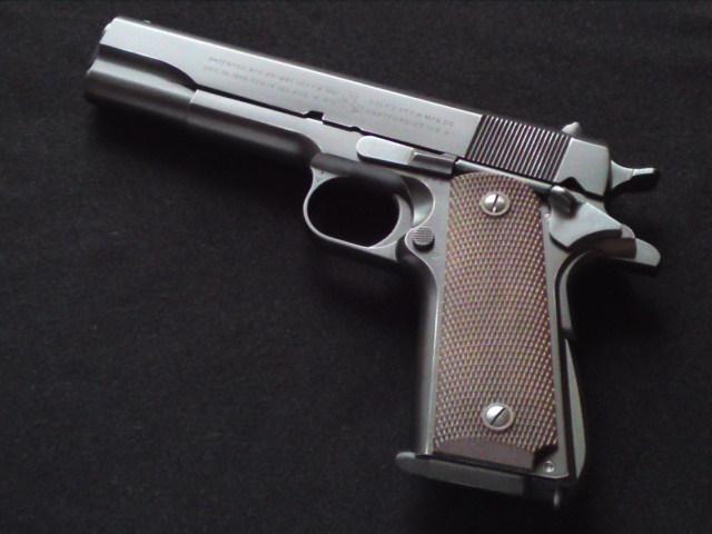 CAW M1911A1 完成♪