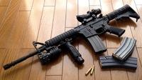 INOKATSU M4A1 買うた♪
