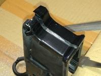 INOKATSU M4A1 パーティングライン処理