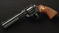 Colt Python 6in. 完成!