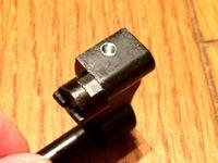スマイソン 2.5インチ ヨークロック加工&刻印