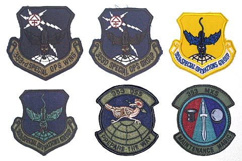 353 SPECIAL OPERATIONS GROUP AFSOC - westin553net