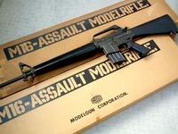 MGC M16A1 モデルガン