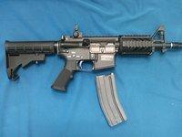 AGM M4 CQBR
