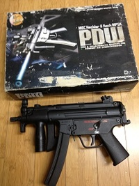 MGC MP5 PDW その4