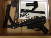 MGC MP5 PDW その2
