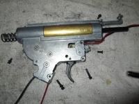 ARMY M4 メカボ仮調整