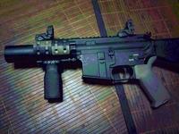 ACM M4 PMC 修正と外装弄り