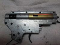 BW-15 メカボ調整 準備編