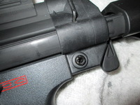 CYMA  MP5SD6 メカボへの道