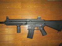DBOY HK416 チャンバー交換とサイクル計測