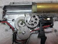 CYMA MP5SD6 メカボ調整