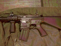 APS M4 Patriot 忘れてた計測