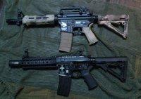 AEG製 M7A1 その時はすぐきた。
