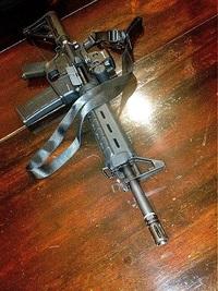 PTS MAGPUL リコイル電動M4 4