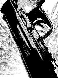 HK45(KWA)のスライドストップがかからない件