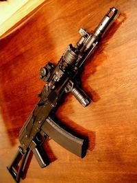 マルイ次世代AK102どうする・・・その3