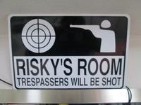 RISKYさんの部屋