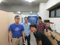 APSハンドガン平日無料練習会2013/7/8
