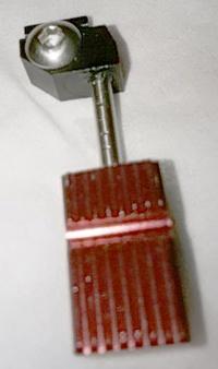 フリーダム・アートAPS3用トリガーセットの軸固定