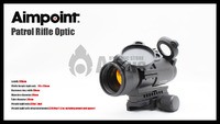 【Aimpoint】 Patrol Rifle Optic