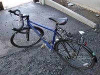 2年ぶりの自転車