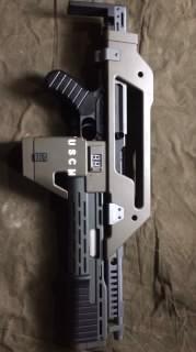 M41Aパルスライフル研究中!
