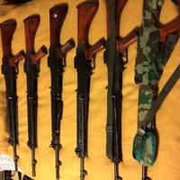 フリマ告知と64式小銃