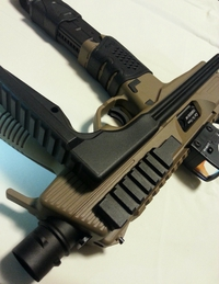 KWA製 MP9 TAN