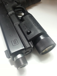 STREAMLIGHT INSIGHT製 M3 ウエポンライト ・・・