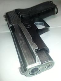 タナカ製 9mm拳銃 陸上自衛隊 HW