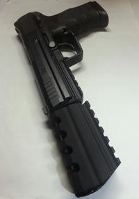 WII-Tech製 マルイ HK45用 John Wickモデルコンペセイターキット