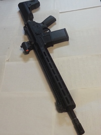 PTS製 MEGA ARMS AR-10