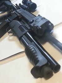 東京マルイ製 M870 Breacher マスターキー カスタム