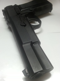 タナカ製 Browning Hi-Power 中華民国刻印 HW