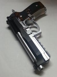 東京マルイ製 サムライエッジ アルバート.W. モデル01 その1