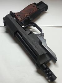 KSC製 M93R System07 HK HW