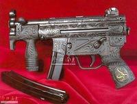 諸国ガンマニアの装飾銃