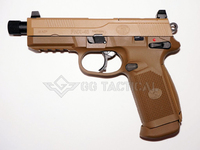 FNX-45 Tactical Gas Blowback Pistol by Cybergun 2014/12/05 12:00:00